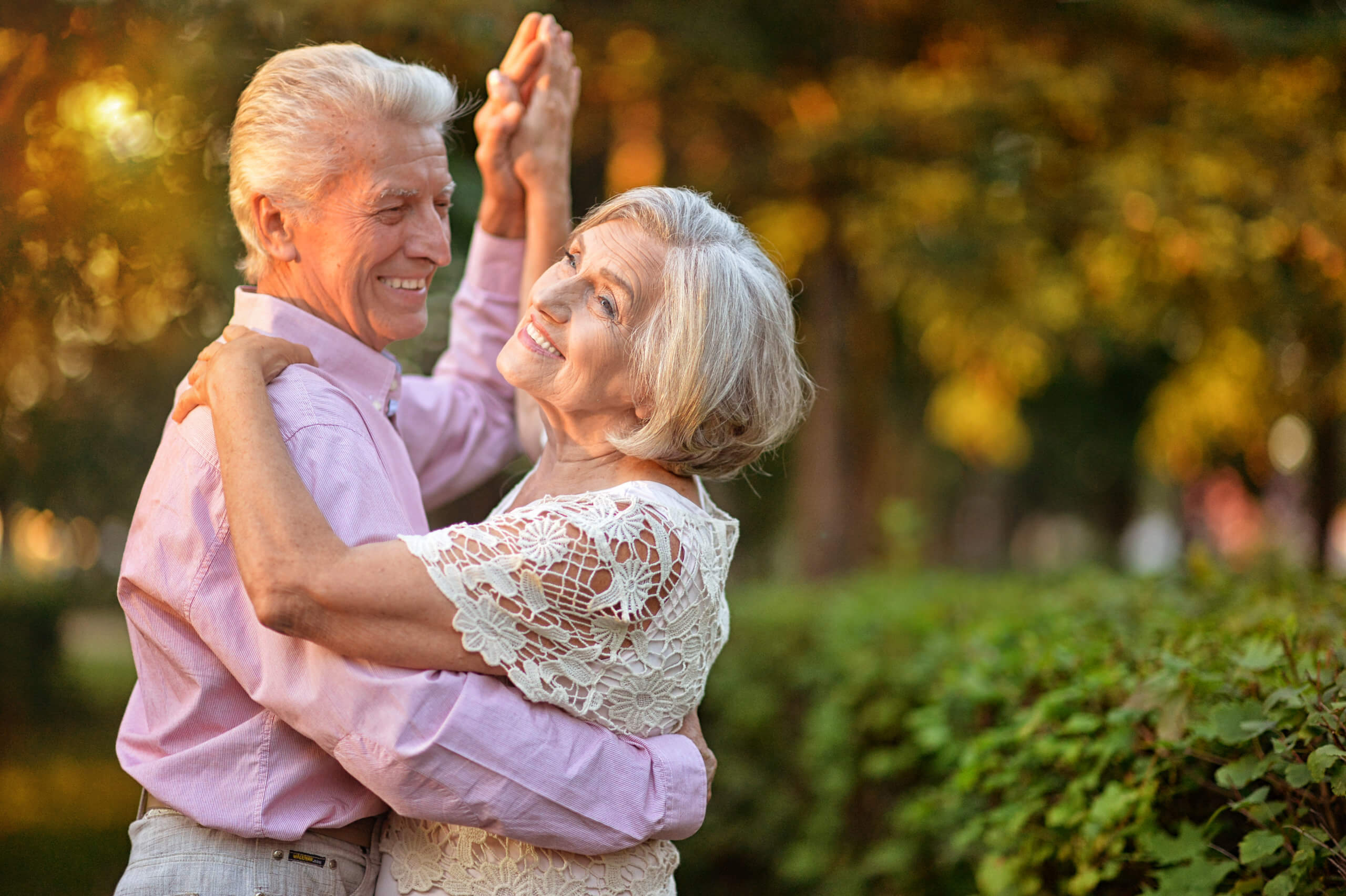 Romance does not die with age